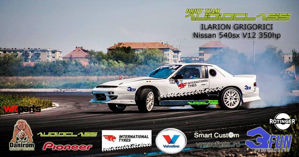 Audio Class Drift Team va participa la evenimentul Expo & Burn in Iasi