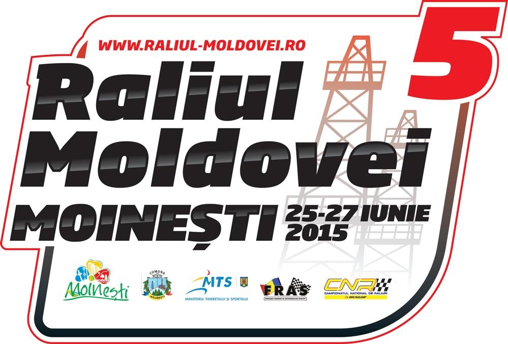 Raliul Moldovei Moinesti 2015 marcheaza noi premiere pentru Campionatul National de Raliuri Dunlop