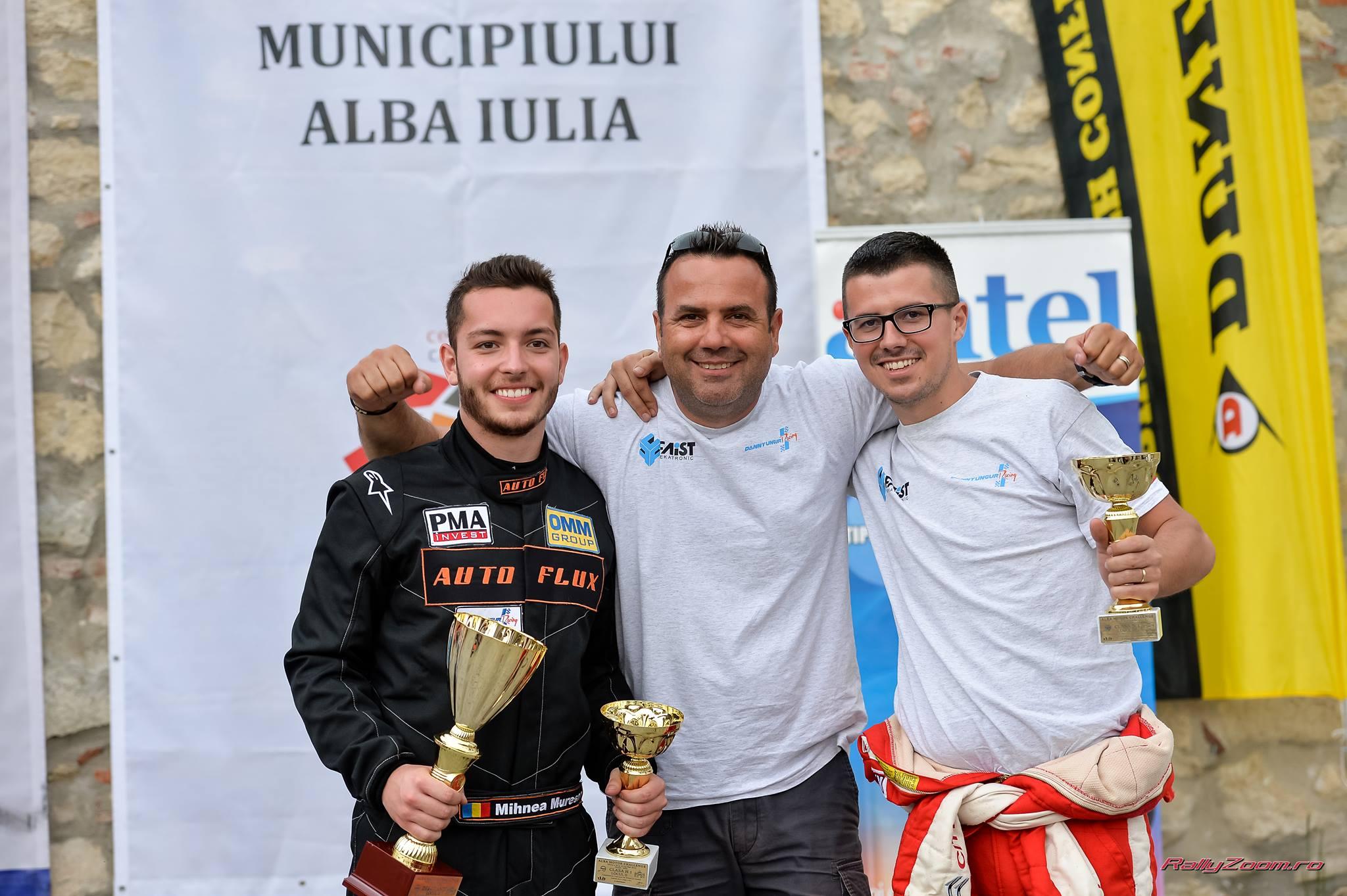Echipa Danny Ungur Racing a participat la Alba Motor Challenge