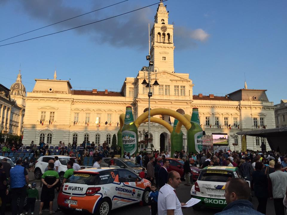 Raliul Aradului 2015 – Clasamente finale