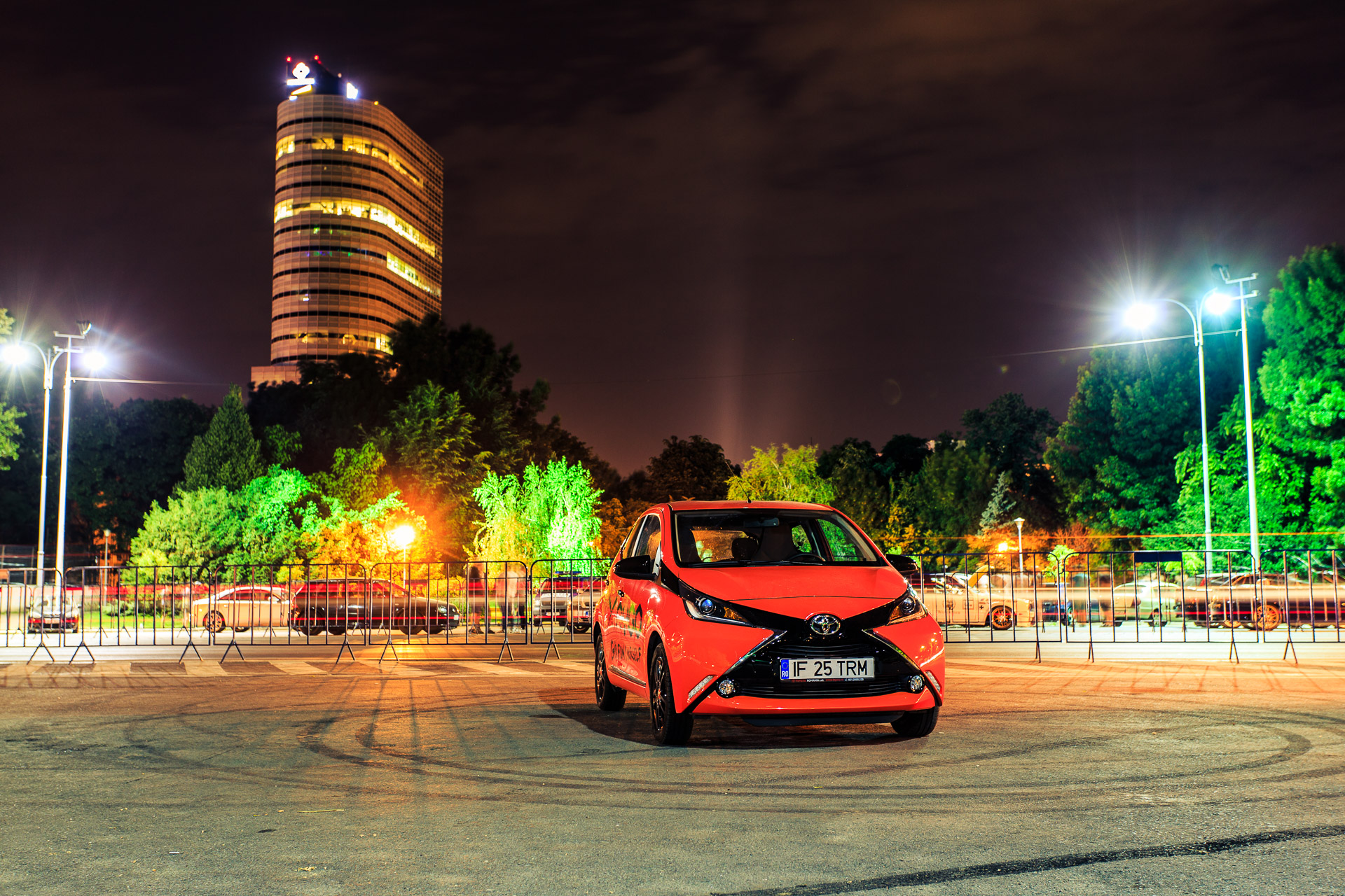 Drive test Toyota Aygo 1.0 – 68 CP – MT5 – X-Cite