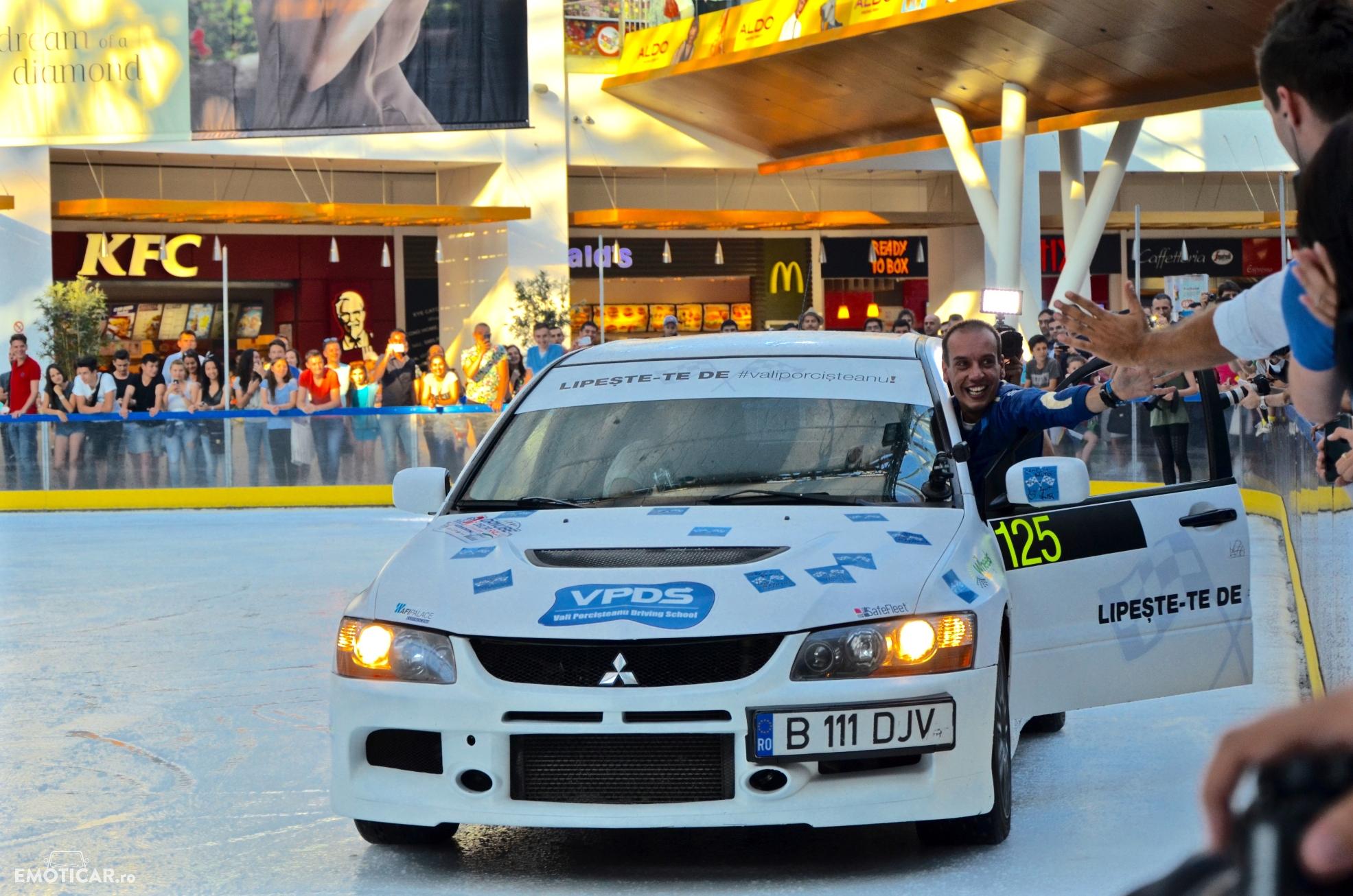 Vali Porcișteanu revine în competițiile FRAS!