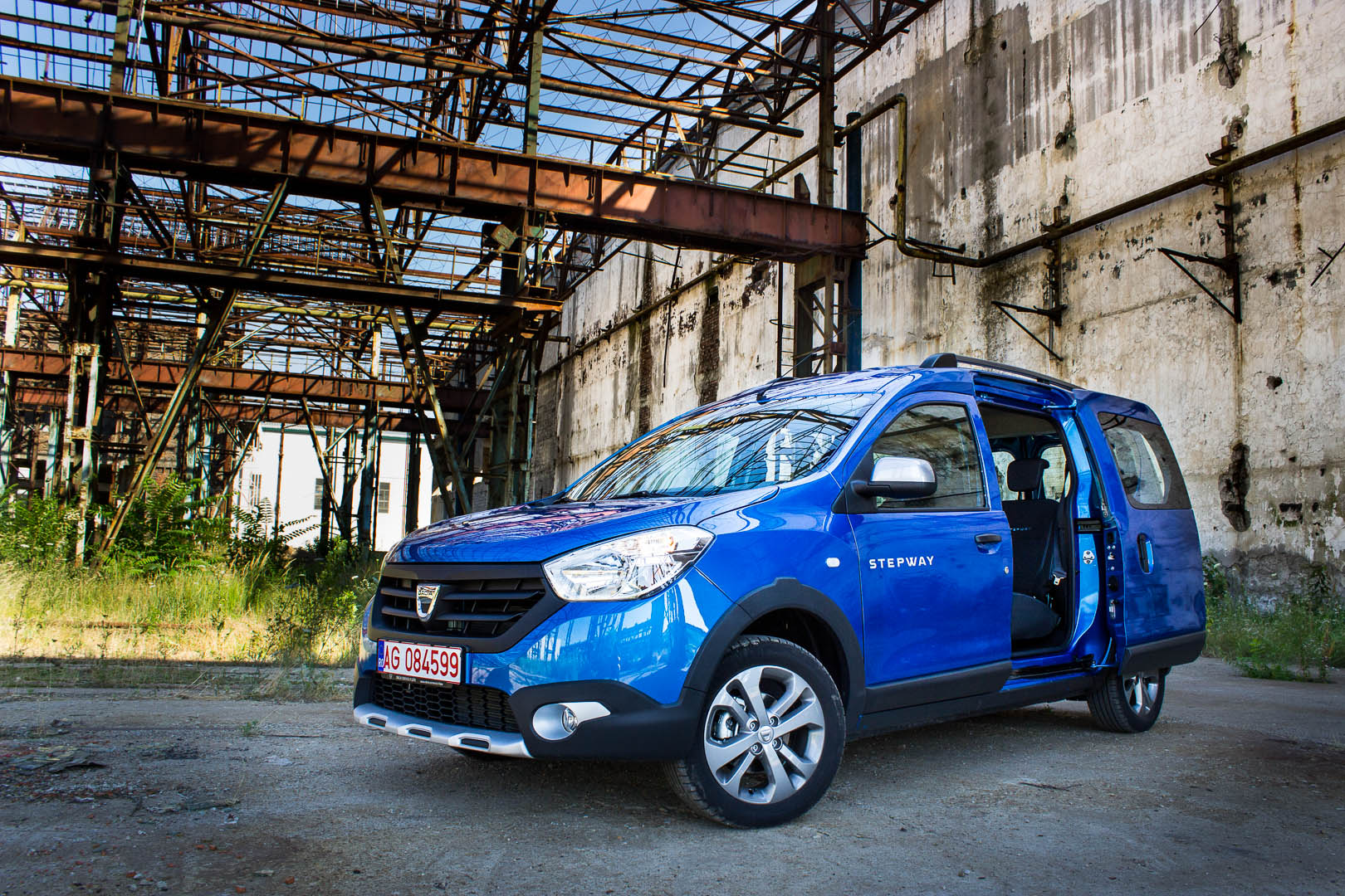 Drive test Dacia Dokker Stepway – 1.5 dCi – 90 Cp