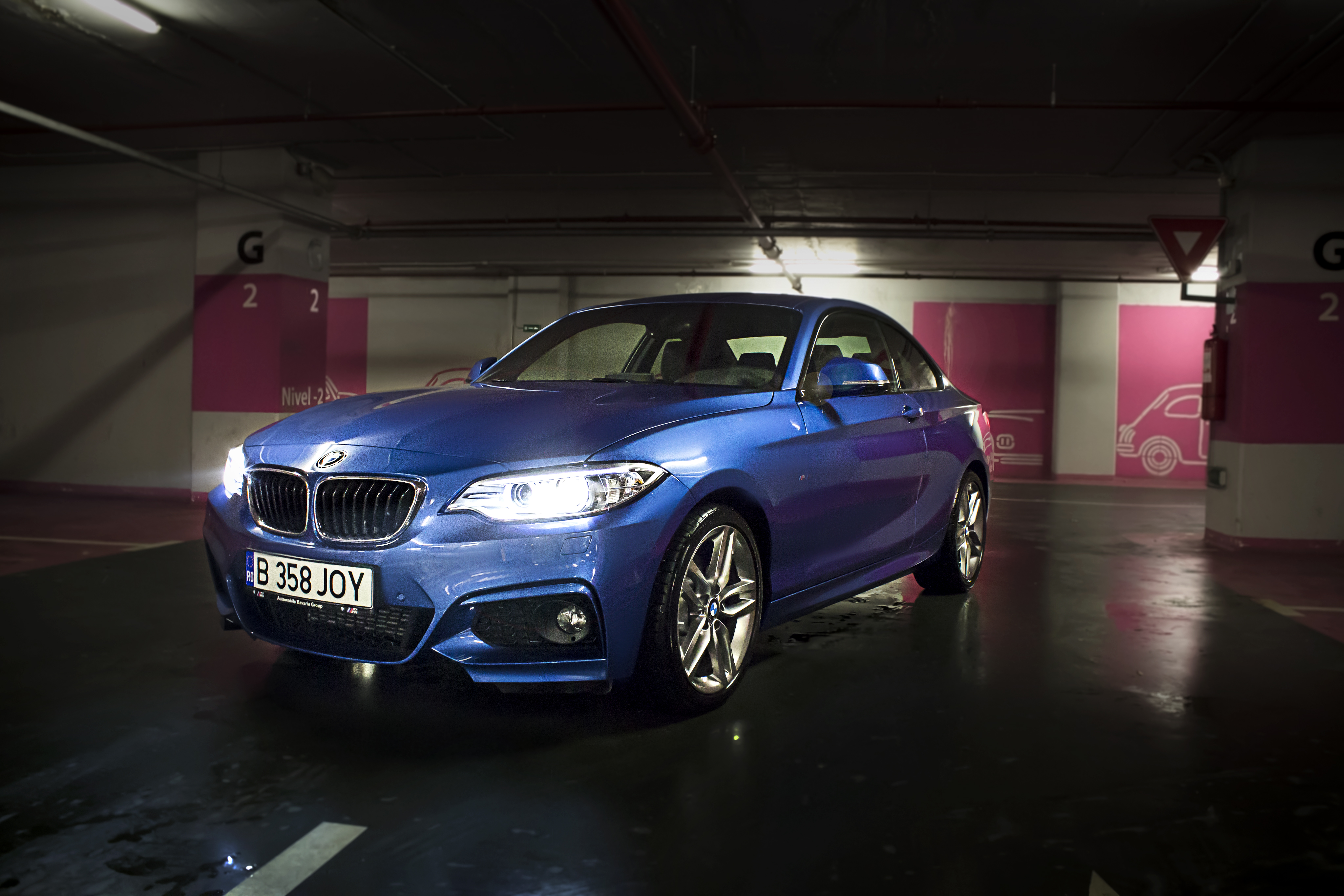Drive-test BMW Seria 2 Coupe – 220d