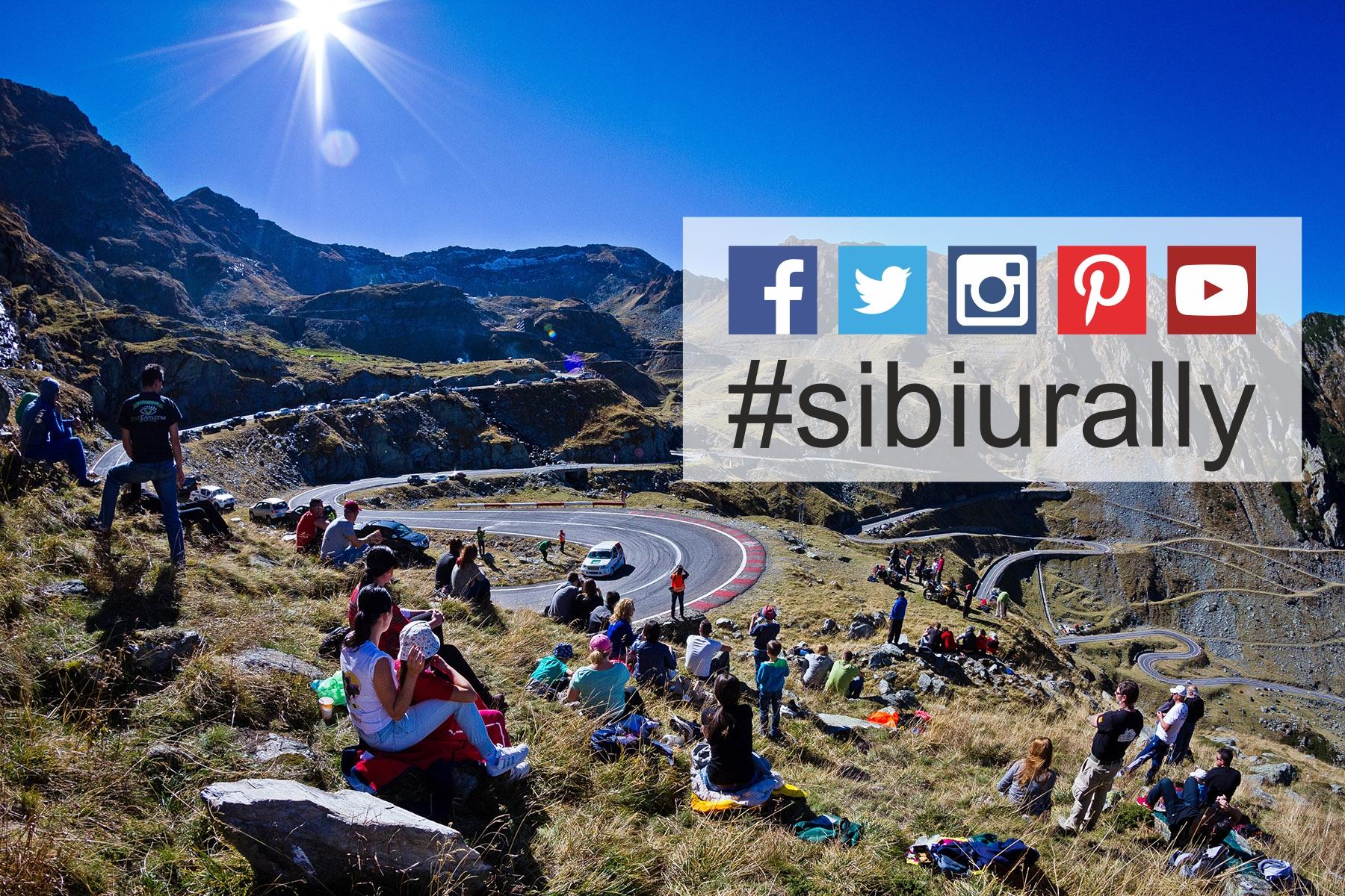 Sibiu Rally Challenge 2015 începe în online