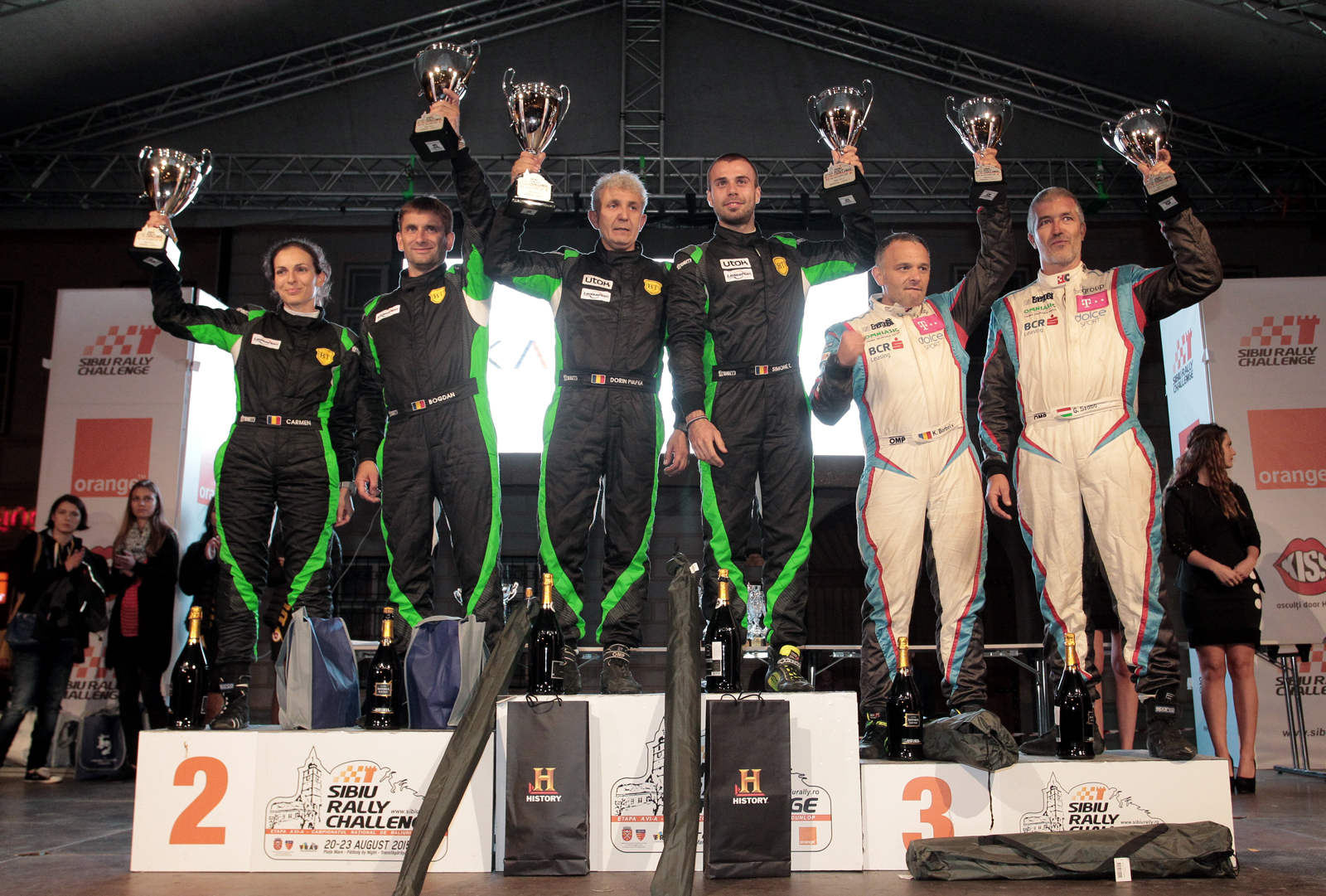 Simone Tempestini câștigă Sibiu Rally Challenge