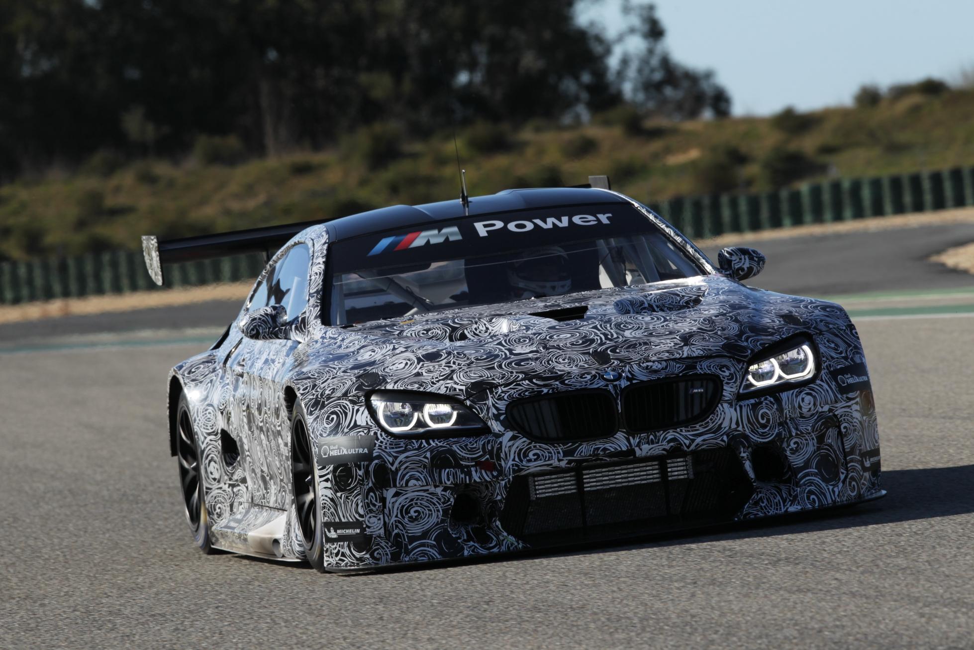 Goodbye BMW Z4 GT3, Welcome BMW M6 GT3
