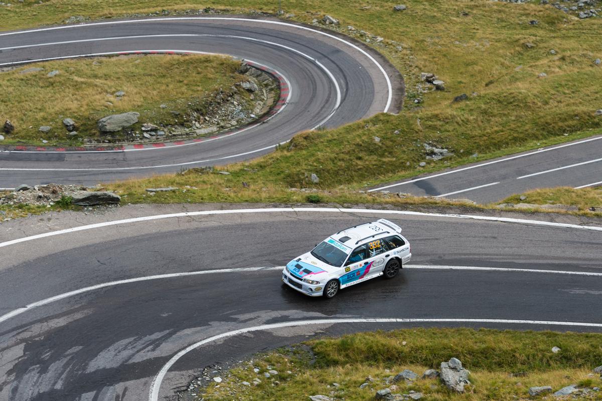 Sibiu Rally Challenge – Victorii la clasele 3 și 11 pentru  BCR Leasing Rally Team