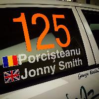Vali Porcișteanu face echipaj cu Jonny Smith de la Fifth Gear la Sibiu Rally Challenge