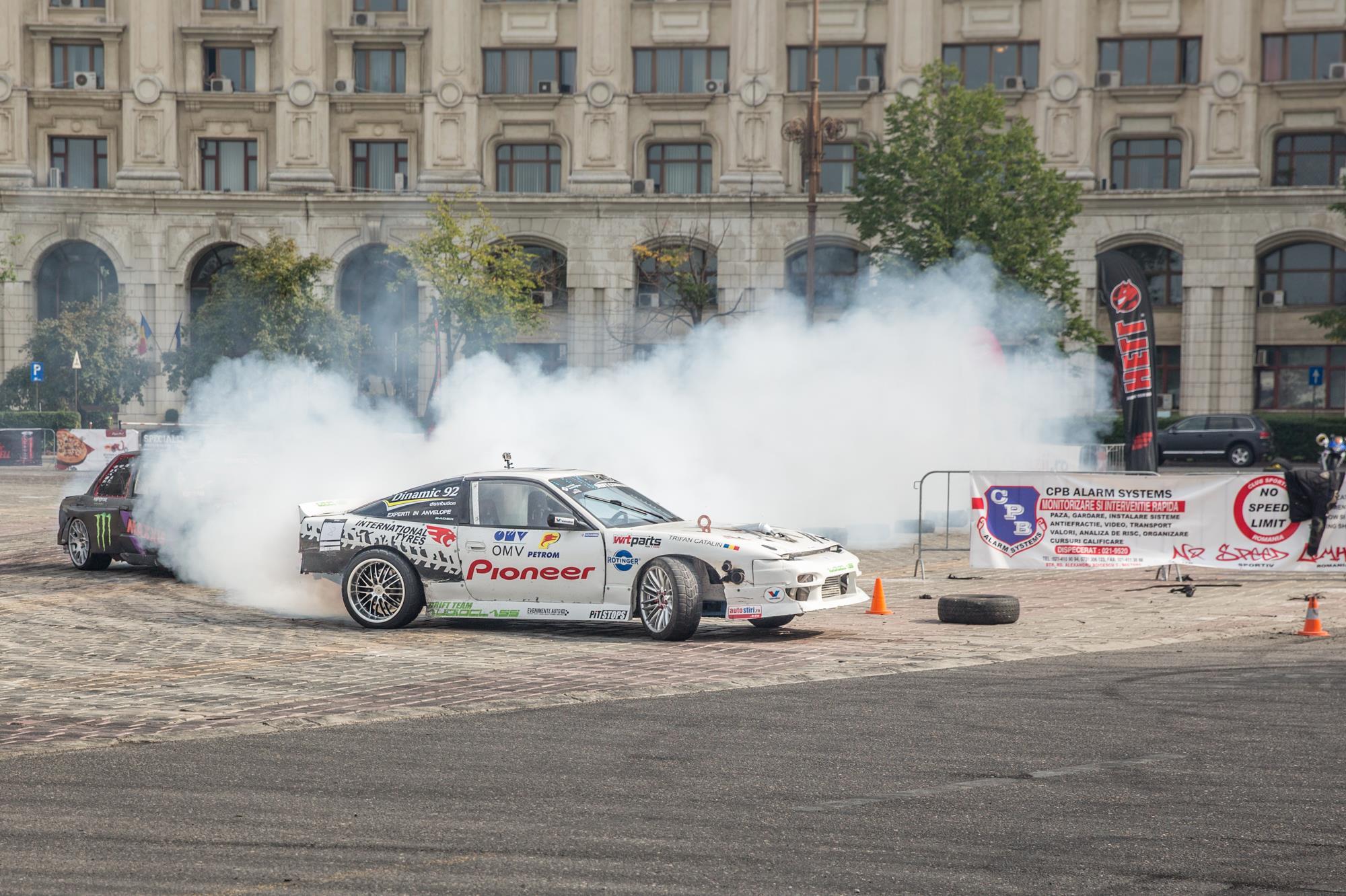 Catalin Trifan s-a impus in Drift Grand Prix