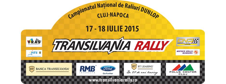 Transilvania Rally 2015 – Clasamente finale