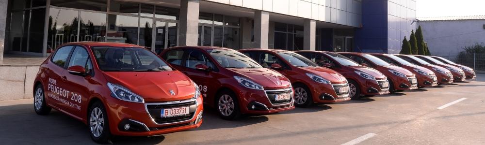 Energie pura si albastra pentru noul Peugeot 208