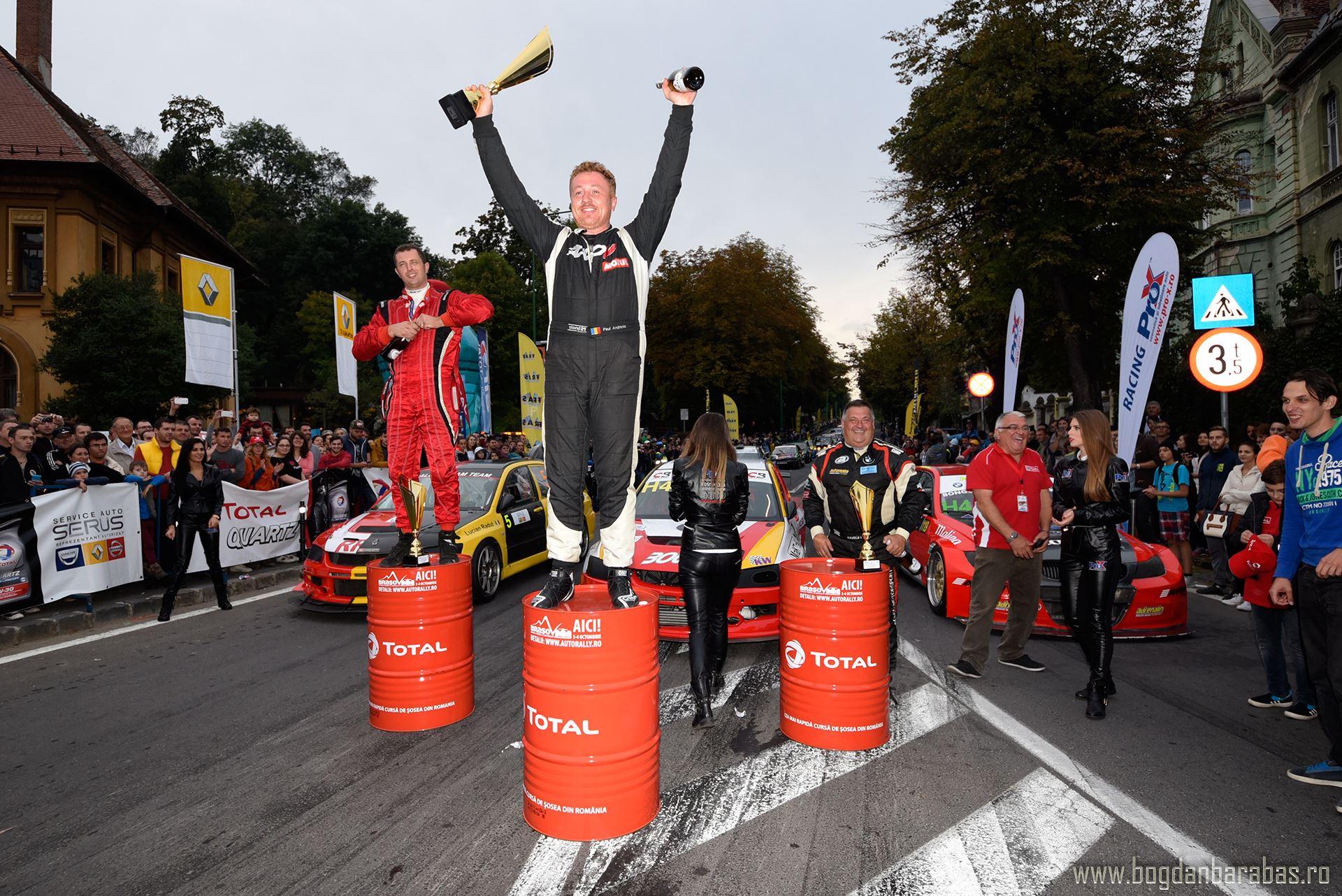 Marele Premiu al orasului Brasov – Clasamente finale