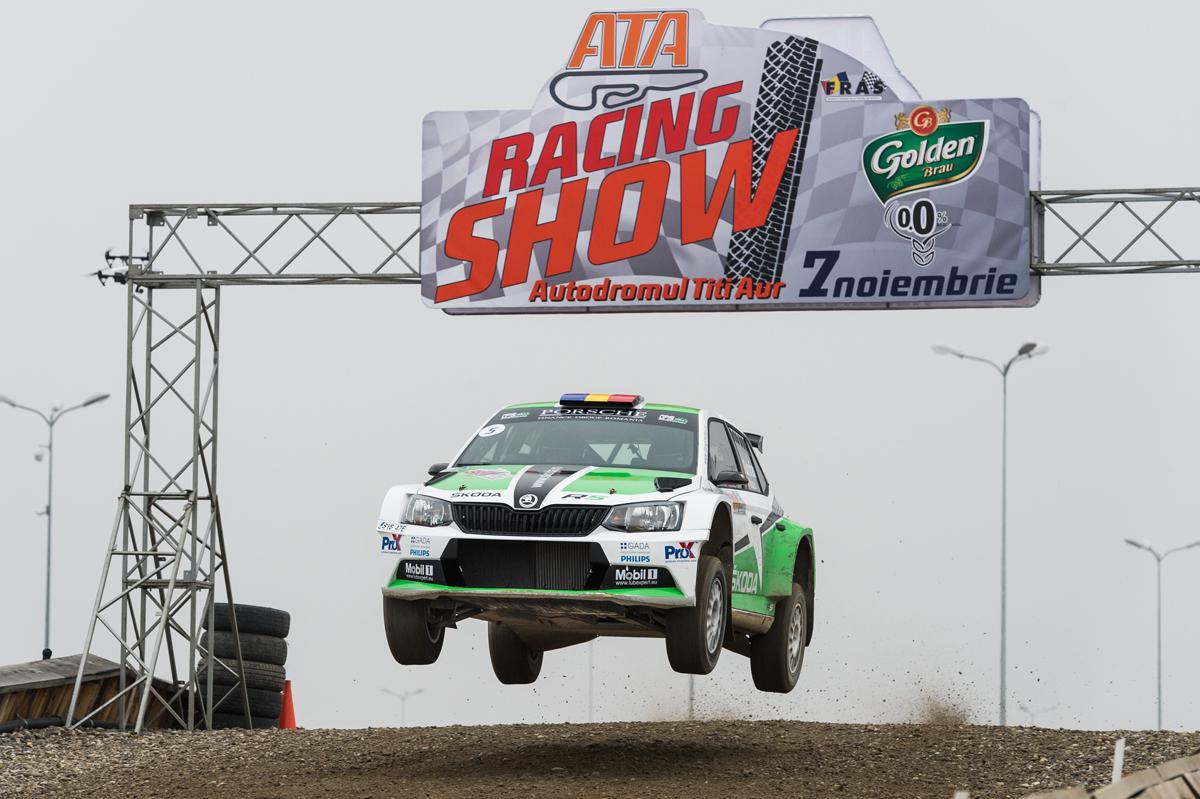 Dan Gîrtofan, responsabil cu spectacolul la ATA Racing Show 2015