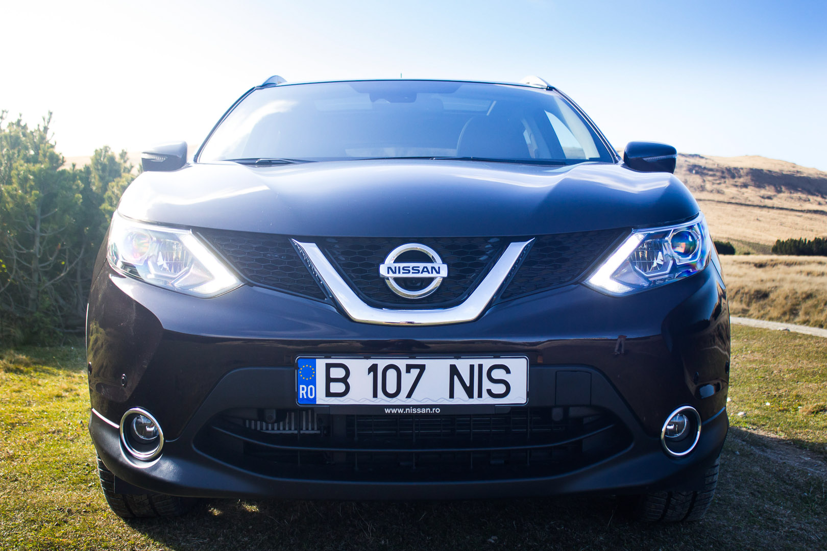 Drive test Nissan Qashqai (2014) 1.6dCi 130CP MT6 – 4X4 – Tekna