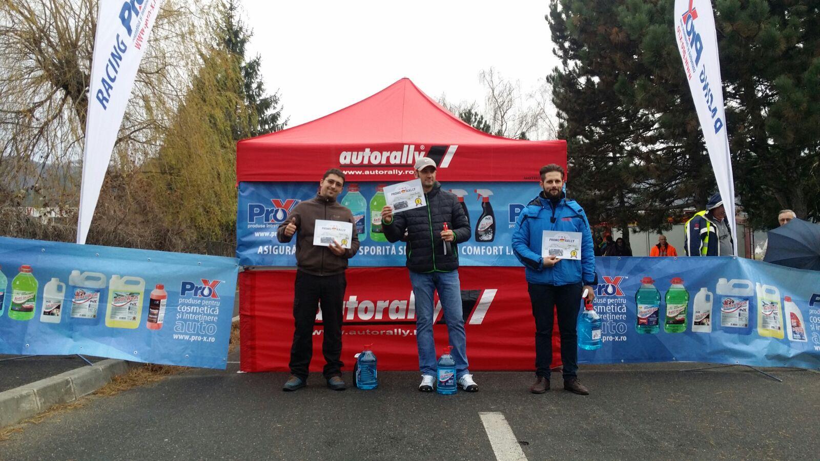 Debut de succes pentru Promo Rally Brasov