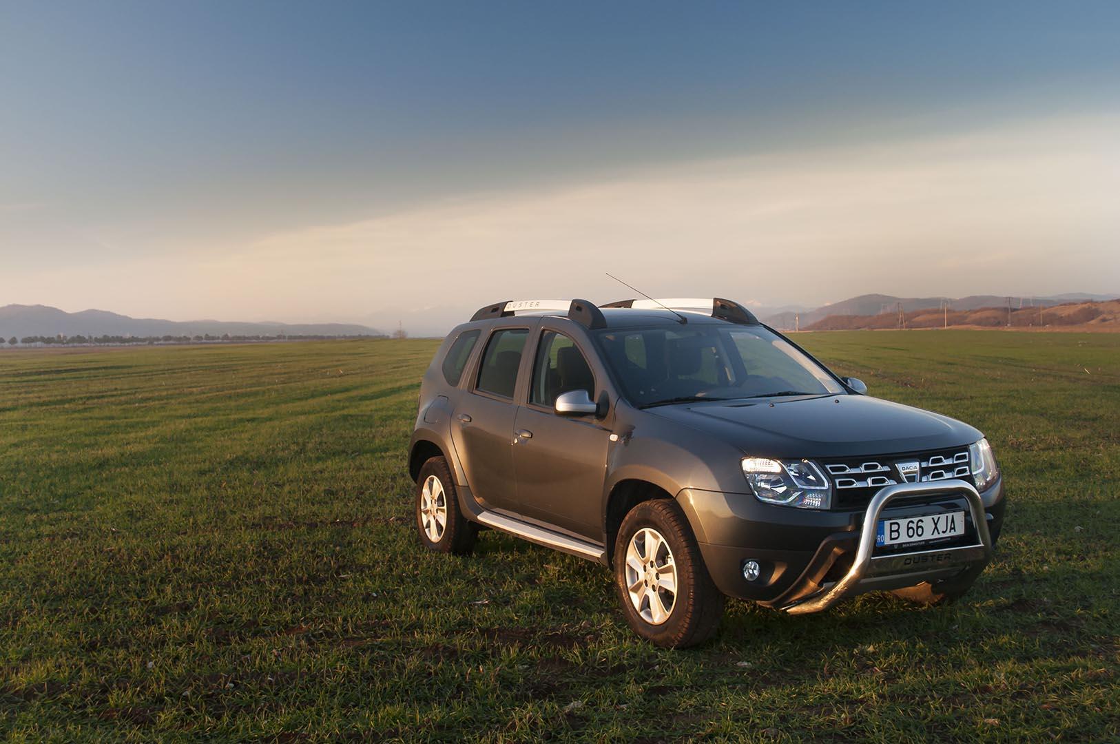 Drive test Dacia Duster Facelift 1.5 dCi 110CP 4X4 Laureate