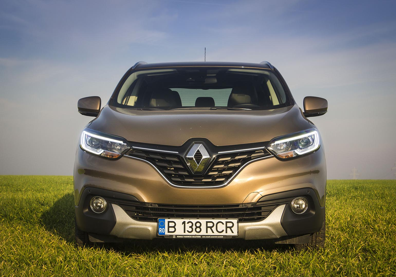 Drive-test Renault Kadjar 1.6 dCi 130CP 4×4