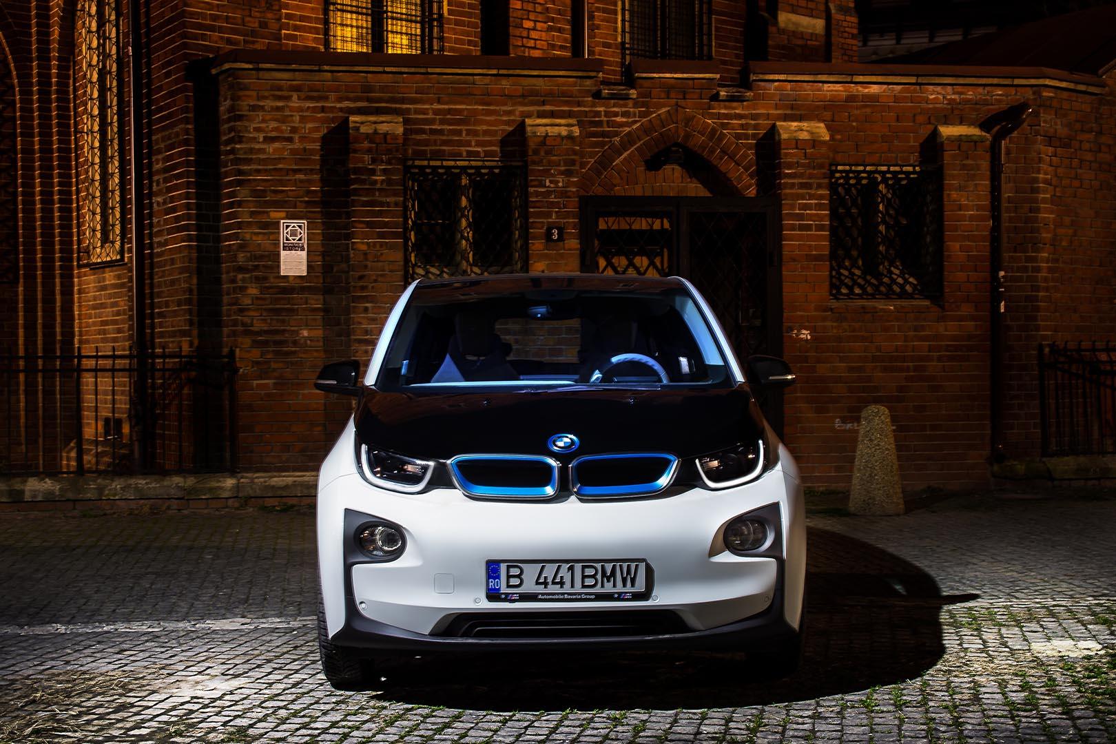 Drive-test BMW i3 – Viitorul e electric