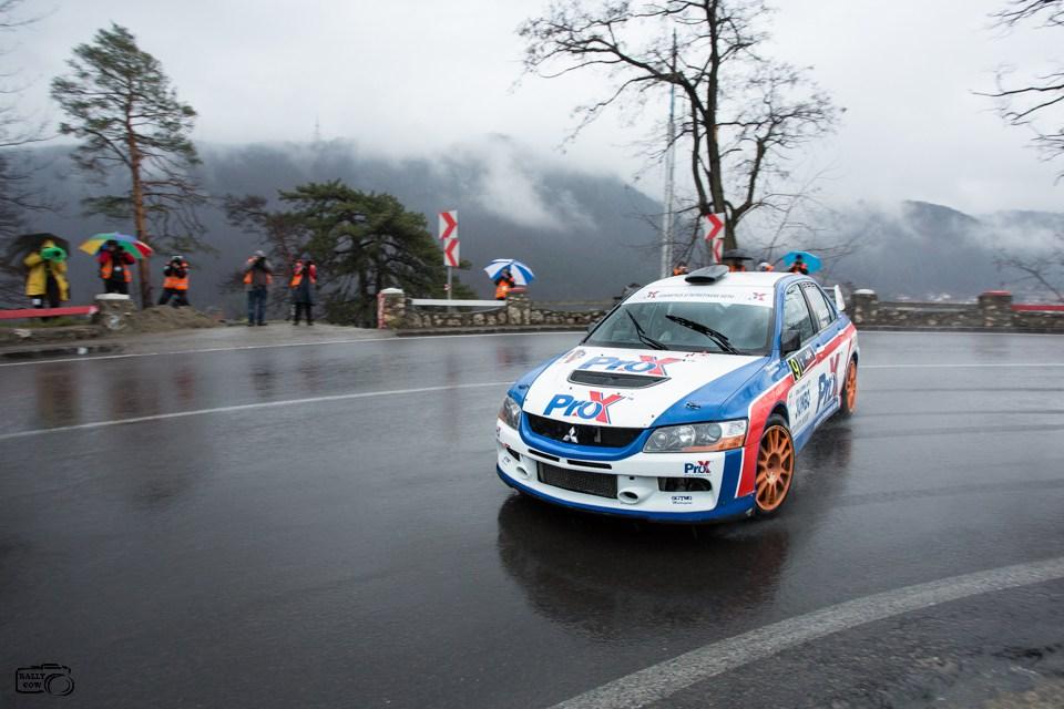 Power Stage şi Rally 2,  în premieră naţională la  Tess Rally 45 Pro-X