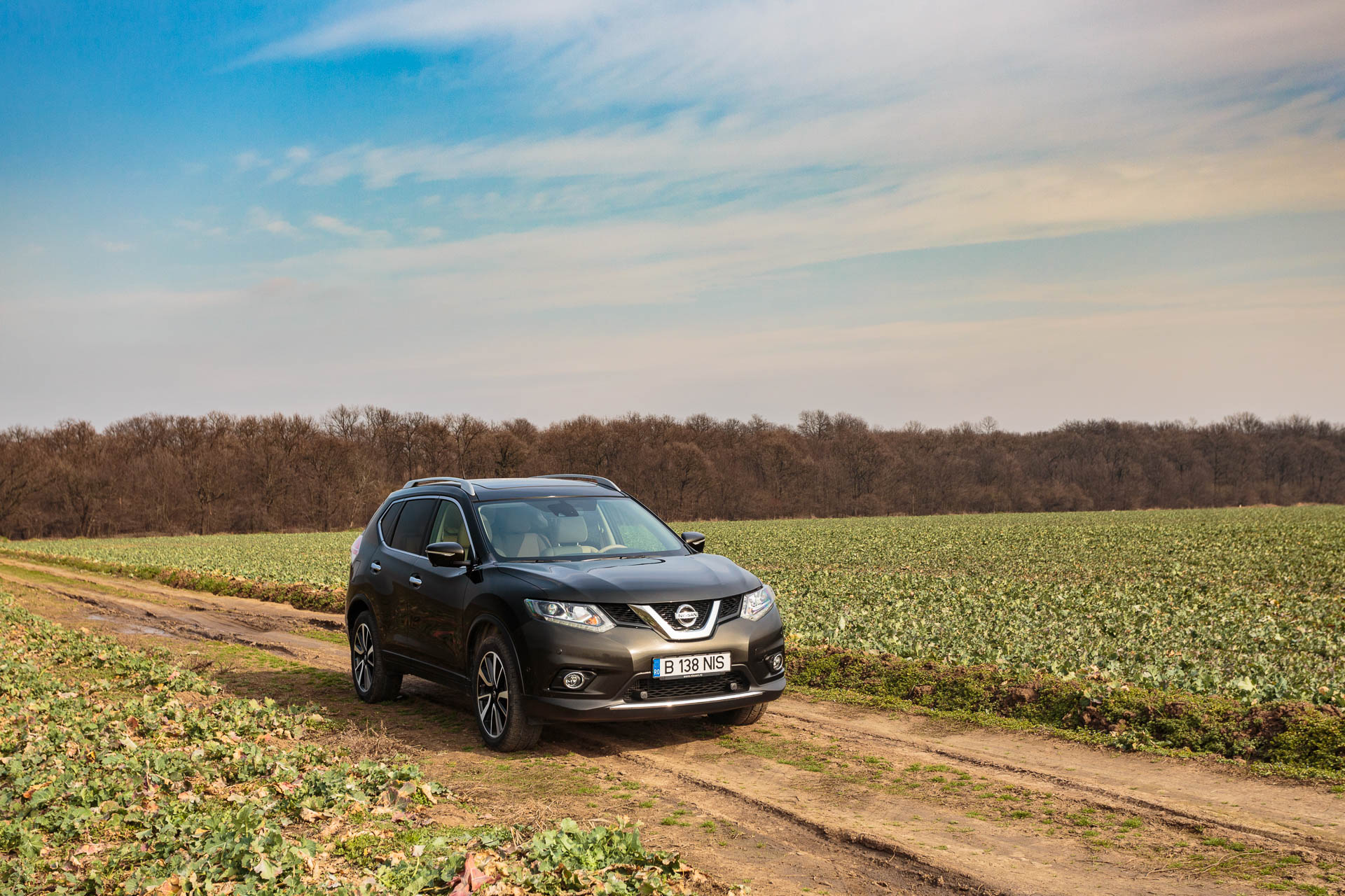 Drive-test Nissan X-Trail 1.6 dCi – 130CP – Tekna