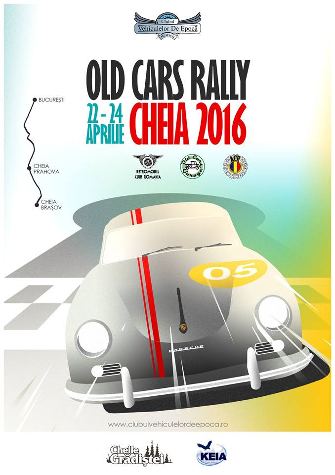 Un nou campionat de regularitate pentru vehicule istorice