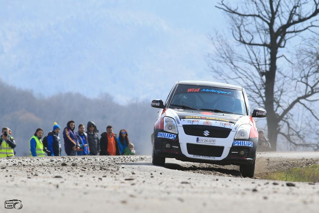 Dupa victoria de la Brasov, Raliul Sibiului va fi o noua provocare  pentru Csongor Szabo si Robert Maior