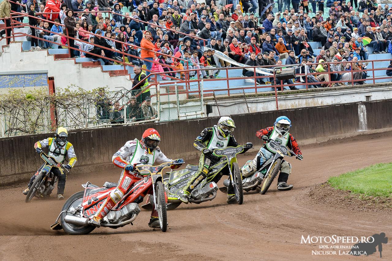 Cel mai bun eveniment romanesc de Speedway din ultimii ani a avut loc la Sibiu