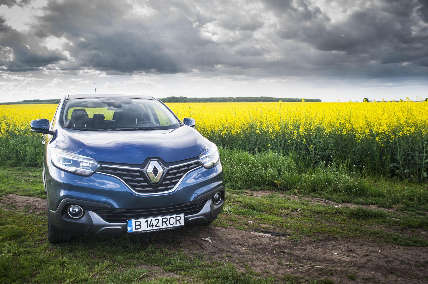 Drive-test Renault Kadjar 1.5 dCi 110 CP 4×2 – EDC