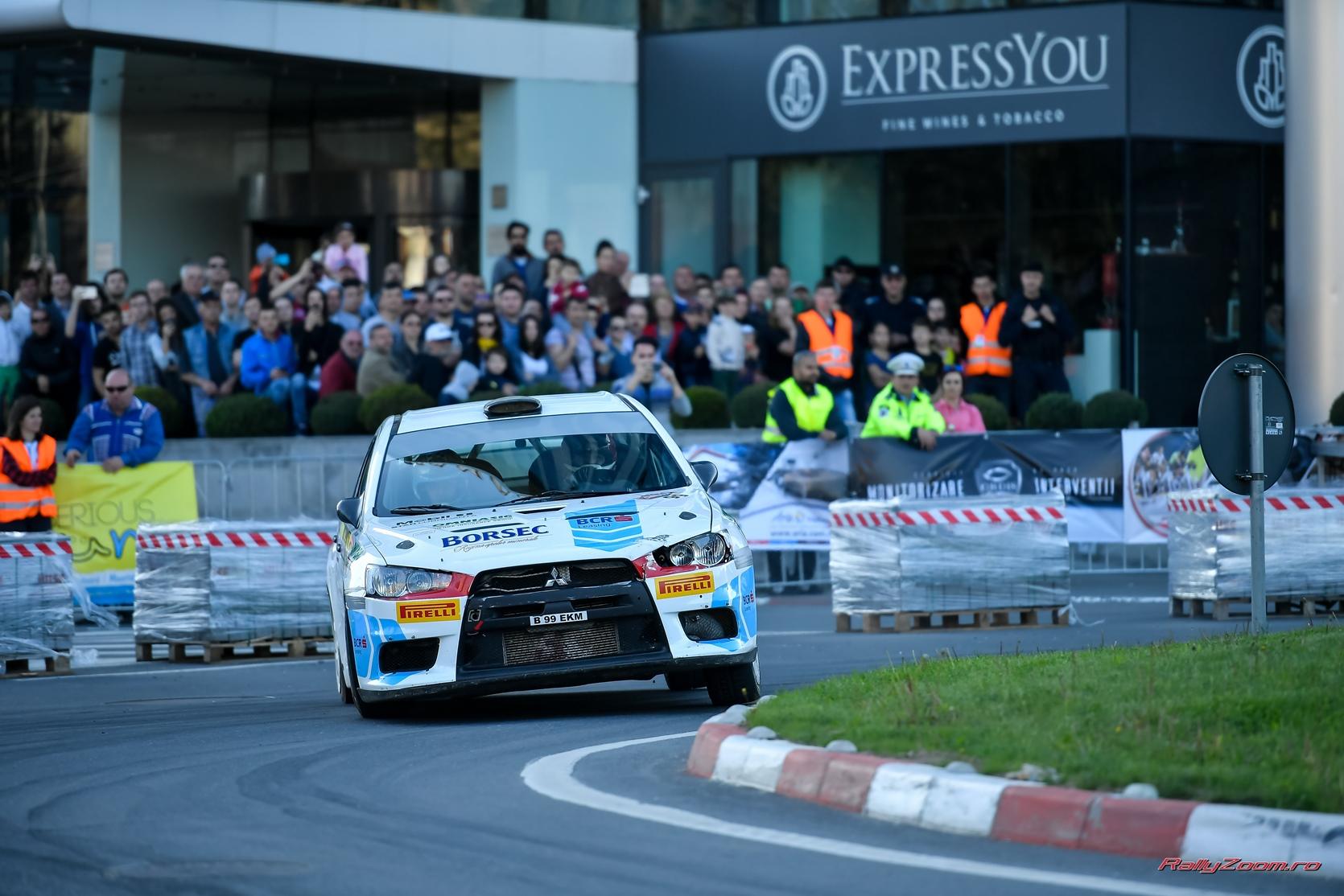 BCR Rally Team revine la formula completa pentru  Raliul Aradului