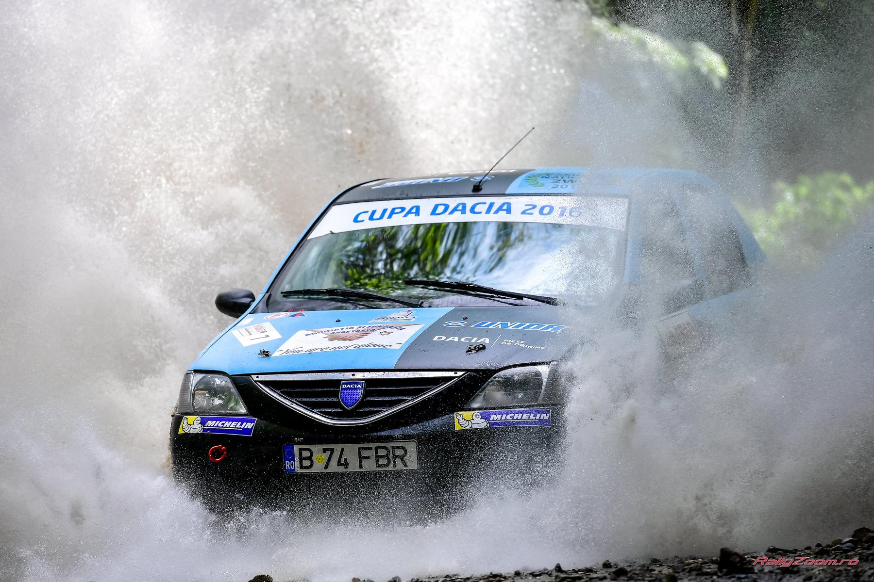Cupa Dacia la Arad: Raul Badiu a obţinut victoria după un parcurs remarcabil
