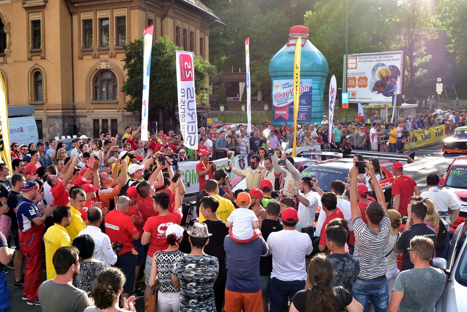 Marele Premiu al Orasului Brasov a fost memorabil