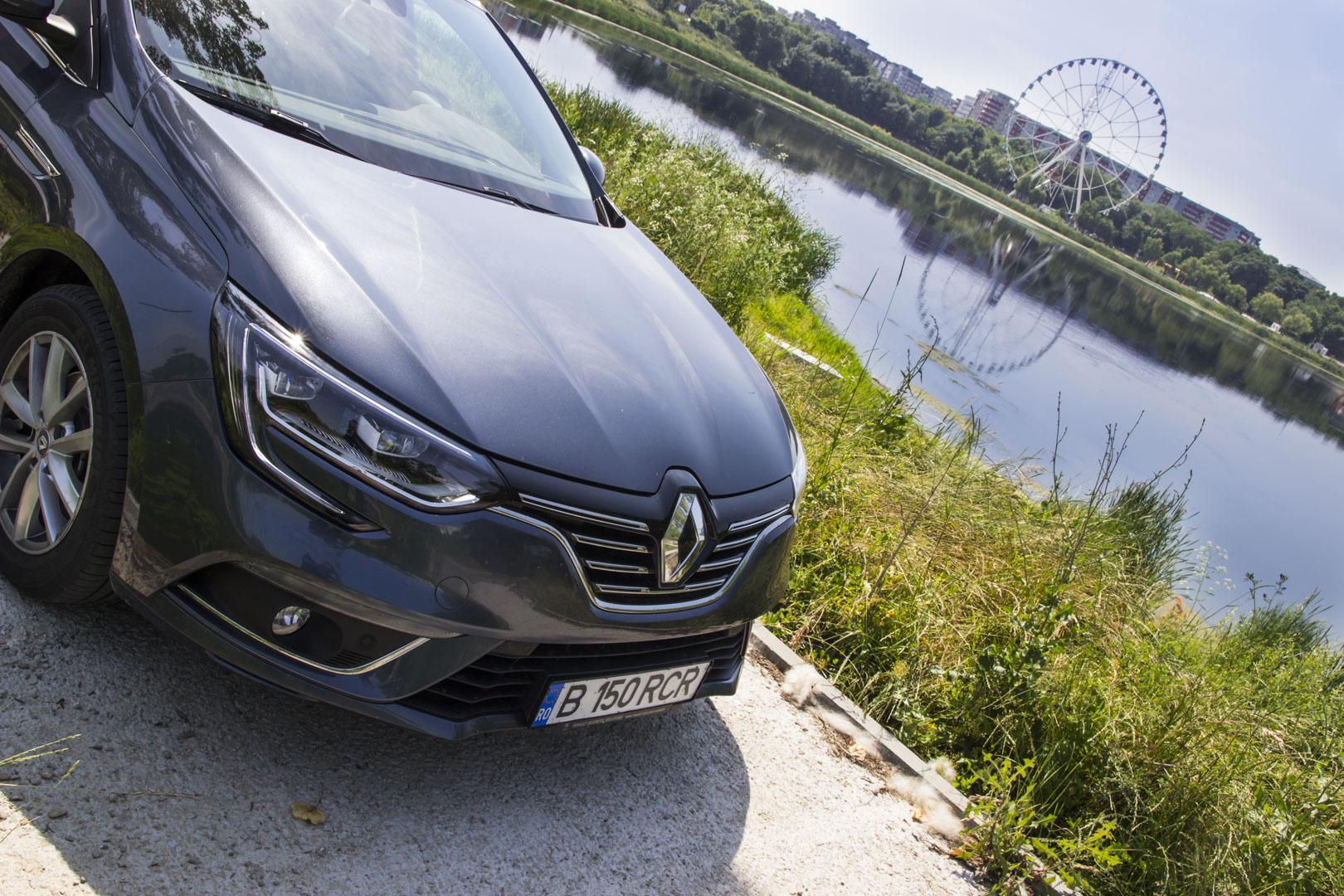 Drive – test noul Renault Megane Energy 1.6 dCI – 130 CP – 6MT