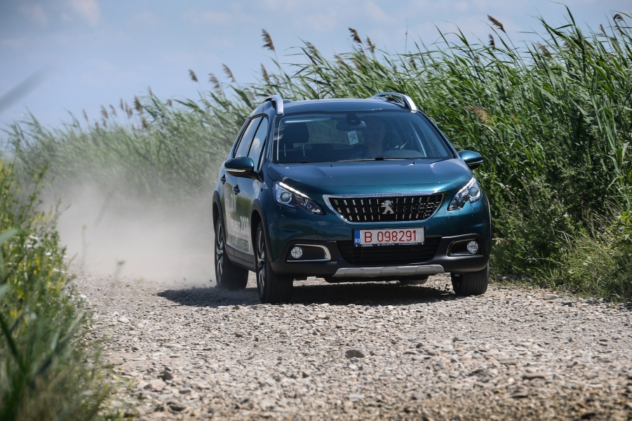 Peugeot 2008 FACELIFT – first look