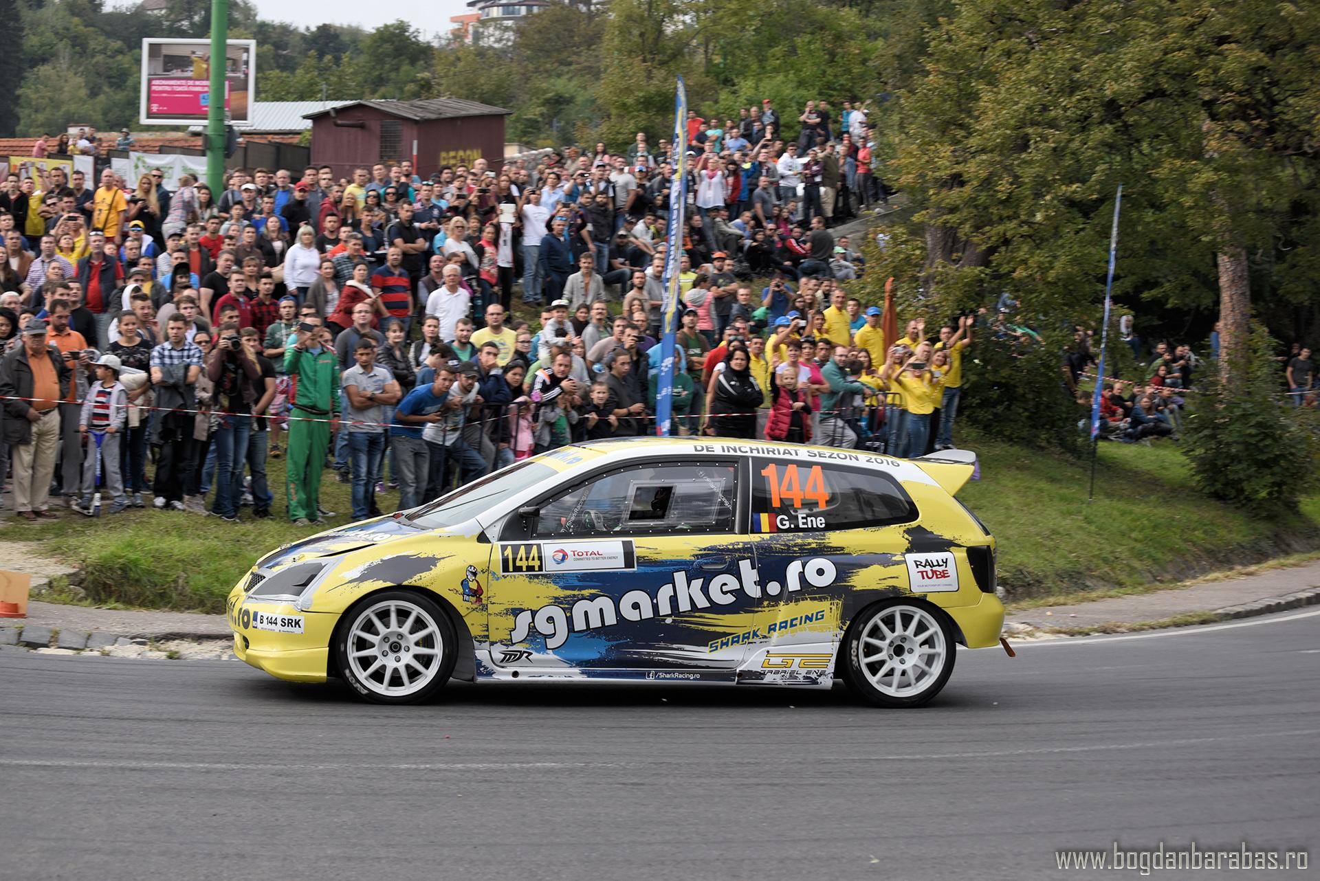 Marele Premiu al Oraşului Braşov readuce spectacolul auto pe Drumul Poienii