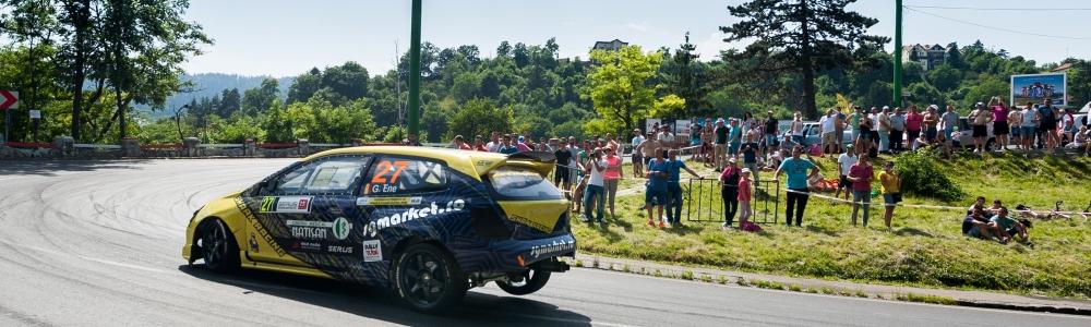 Gabriel ENE reuseste prima sa victorie la clasa 2 roti motrice in Campionatul National de Viteza in Coasta