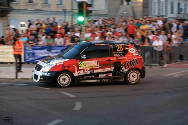 Csongor Szabo - Transilvania Rally 2016 (3)
