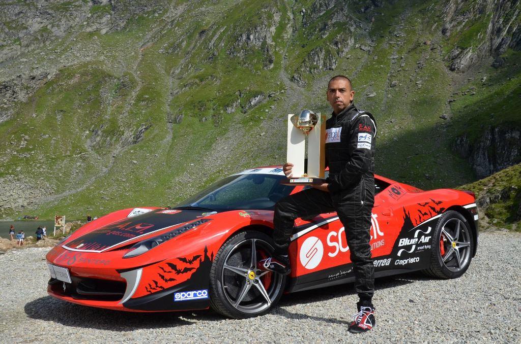 Fabio Barone revine pe Transfăgărășan pentru  Sibiu Rally Challenge
