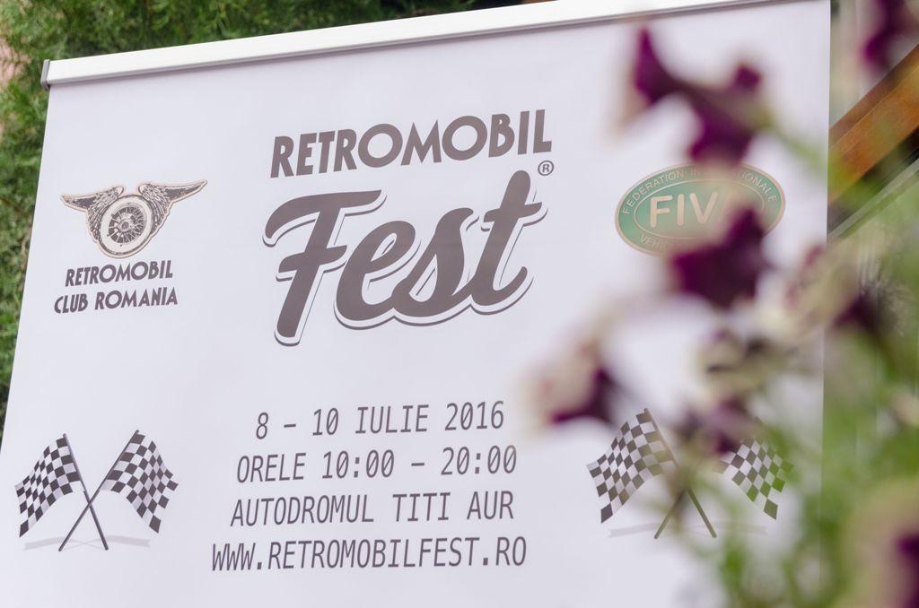 Retromobil Fest 2016 va avea loc in perioada 9-10 iulie la ATA