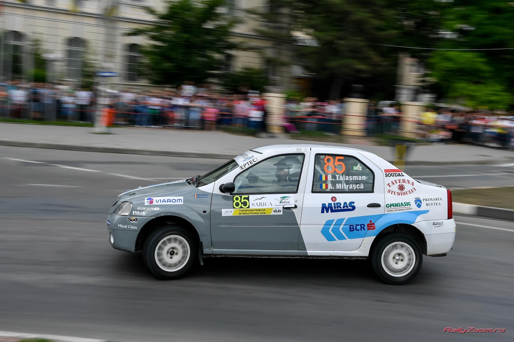 BCR Rally Team continua lupta la Transilvania Rally 2016