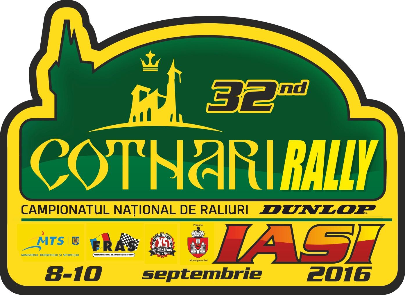O lună până la startul Cotnari Rally Iaşi 2016