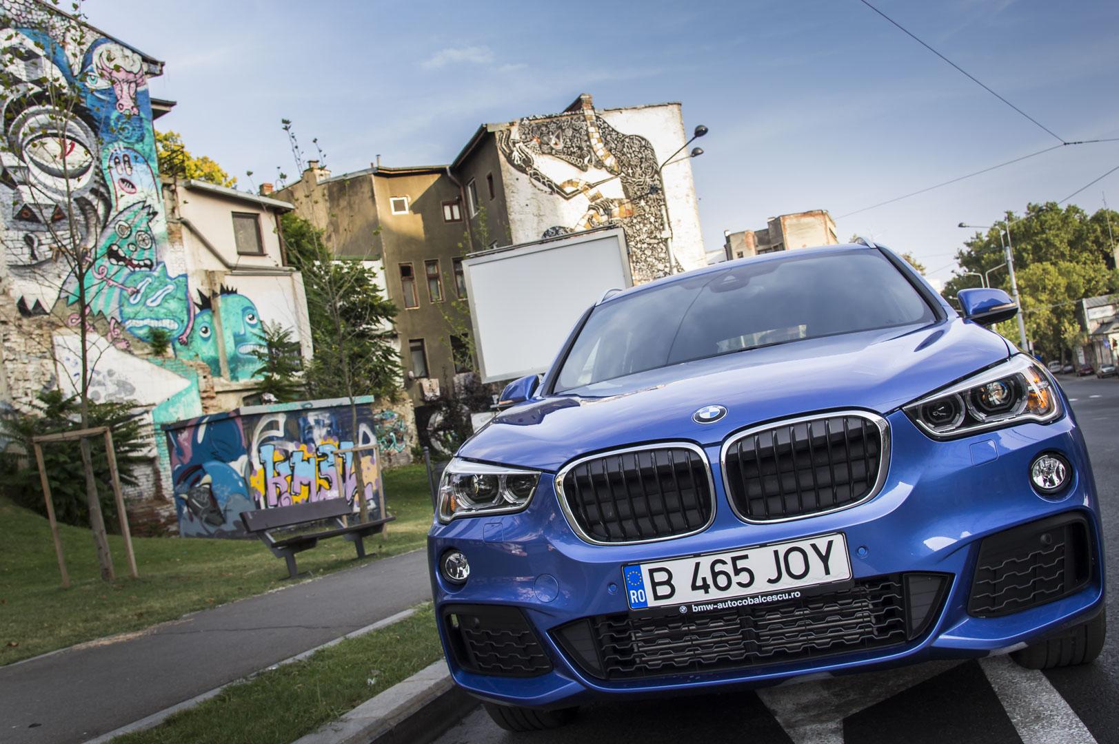 Drive-test BMW X1 20i 2.0 192CP 4×2 Aut