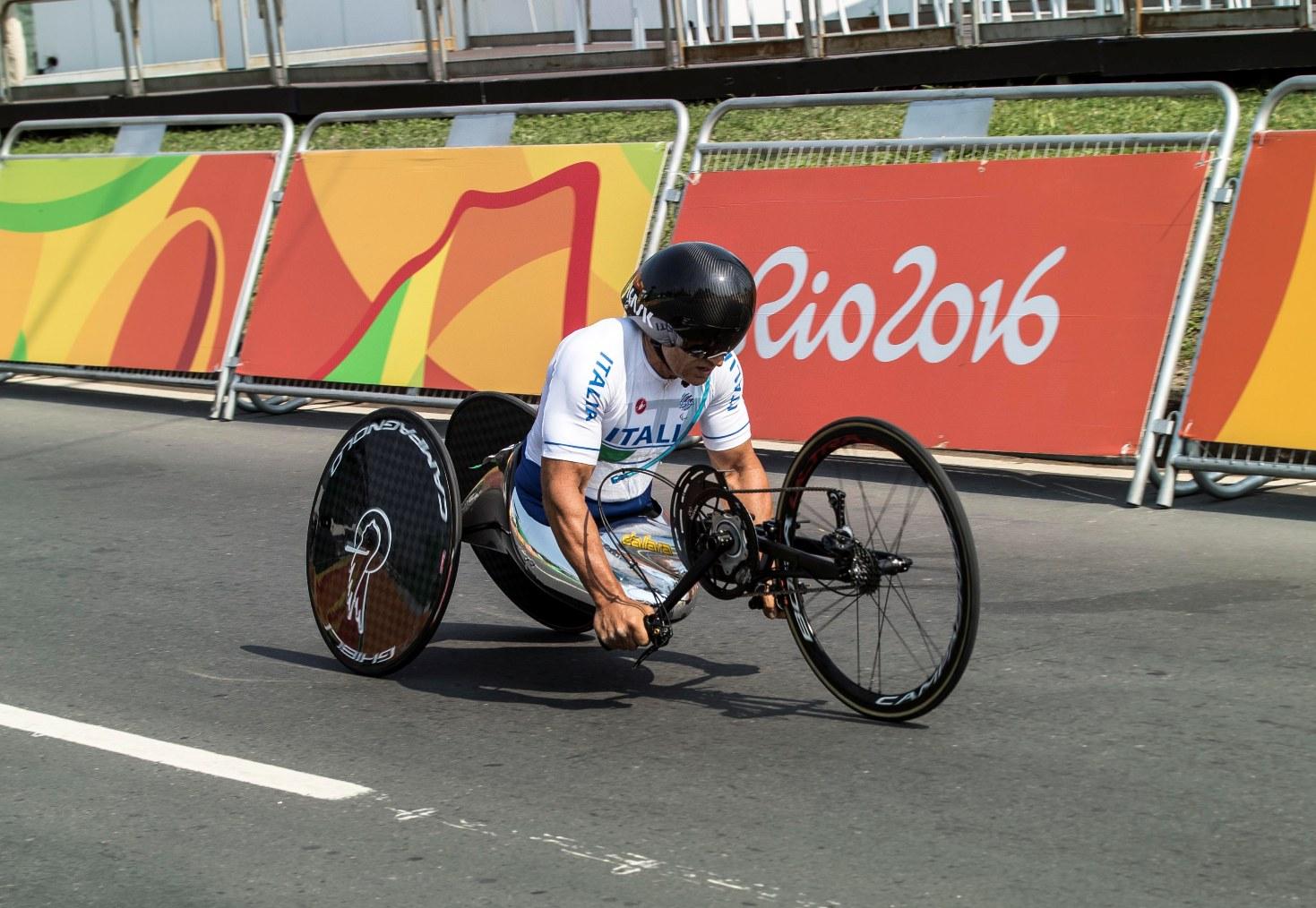 Alessandro Zanardi a castigat medalia de aur la Jocurile Paralimpice de la Rio de Janeiro