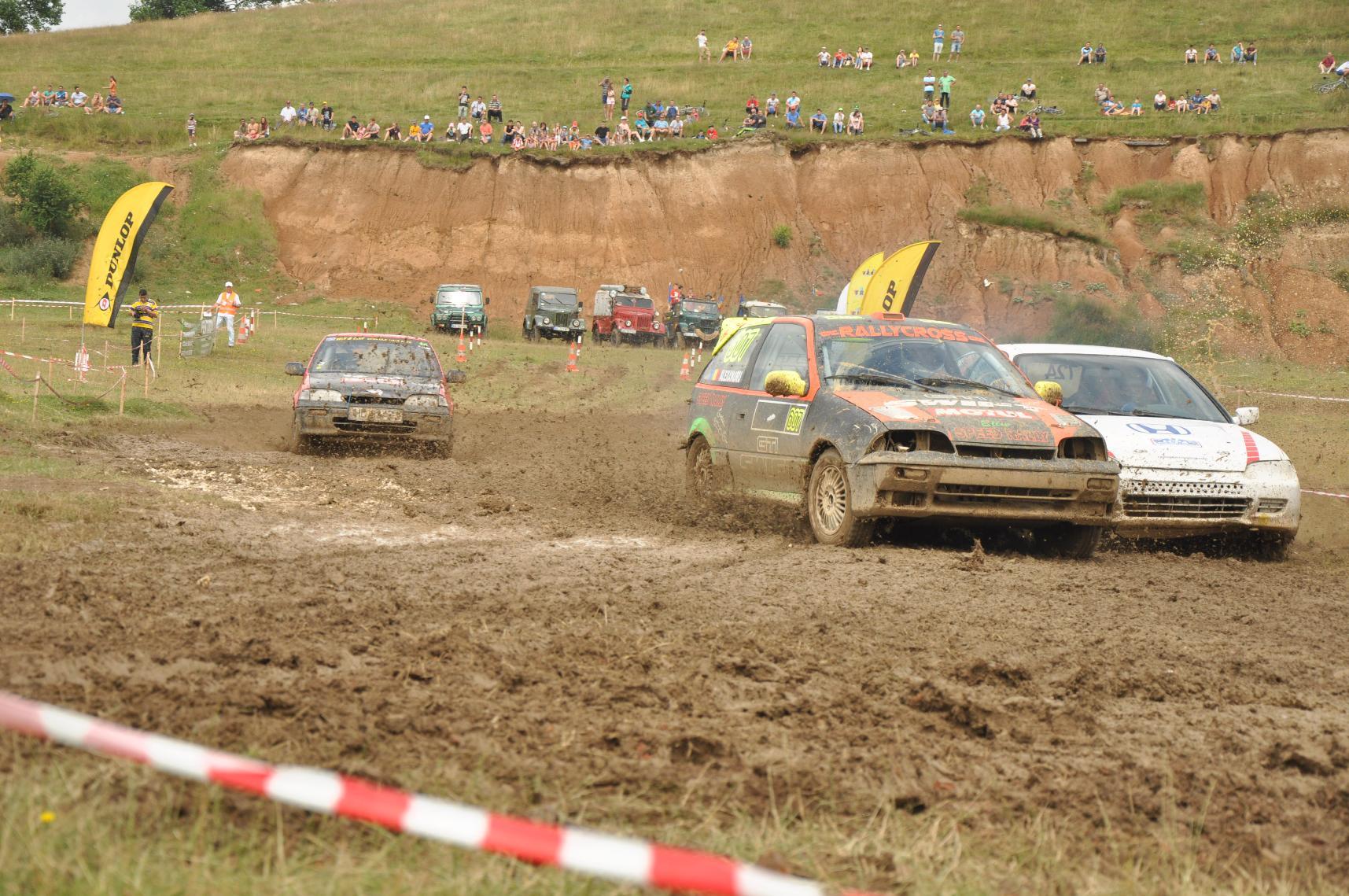 Campionii naționali la Rally Cross se stabilesc la Cupa Câmpulung Muscel