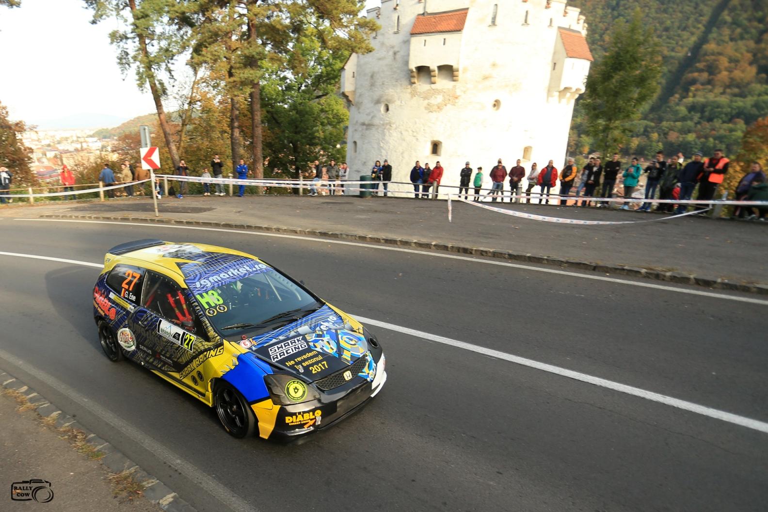 Gabriel ENE incheie sezonul cu o noua victorie la categoria automobilelor cu doua roti motrice