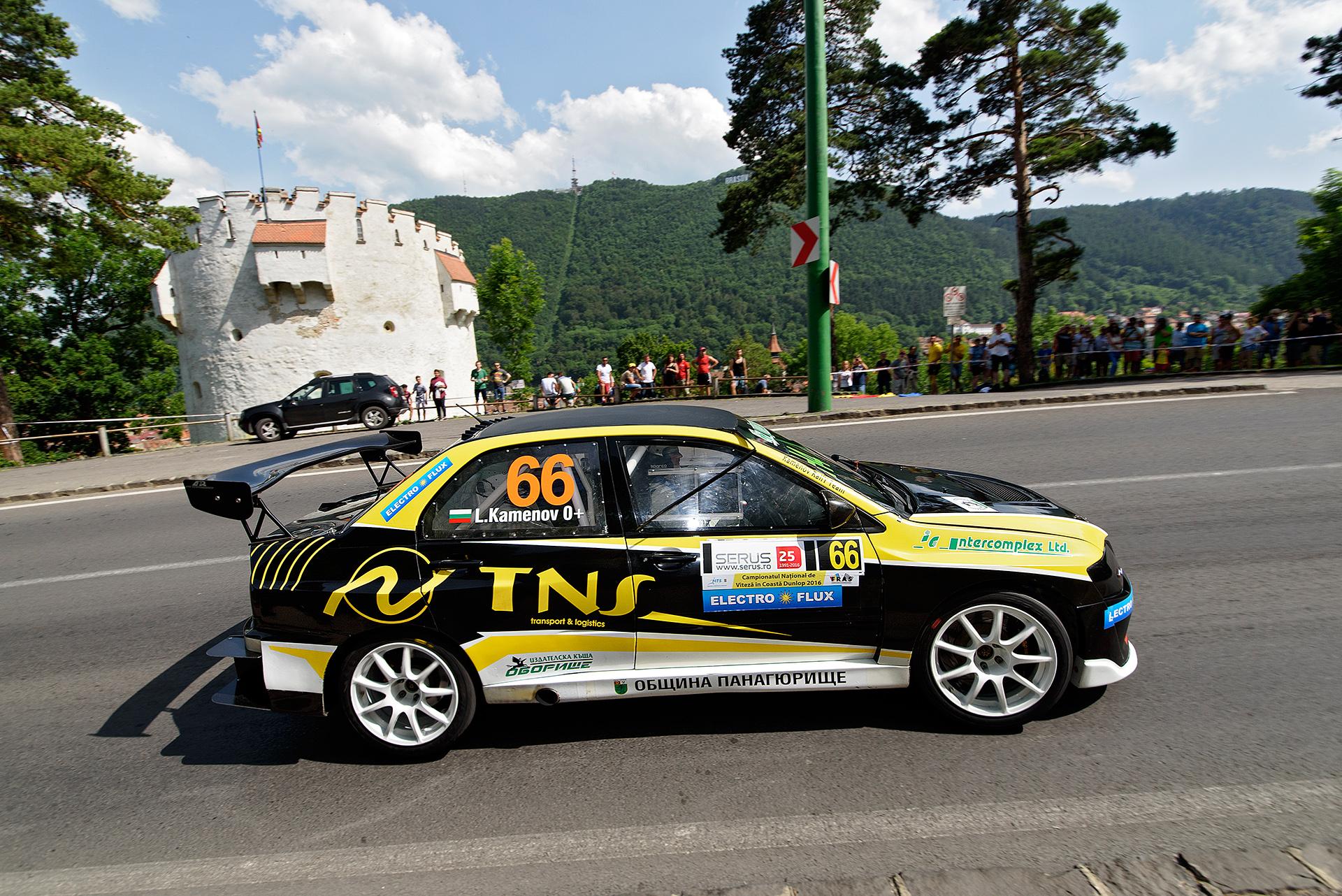Prezenţă internaţională la Trofeul Opel