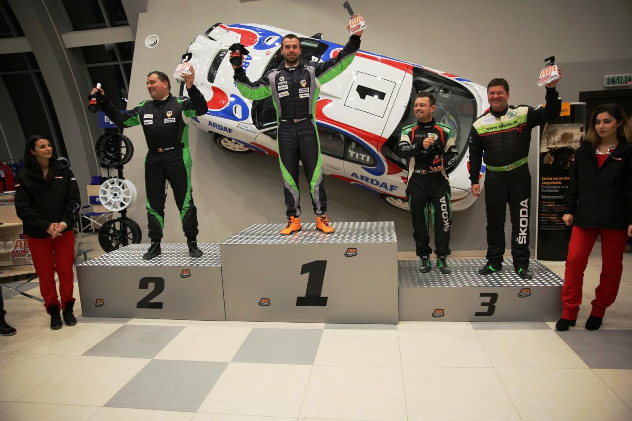Simone Tempestini a castigat ATA Racing Show 2016