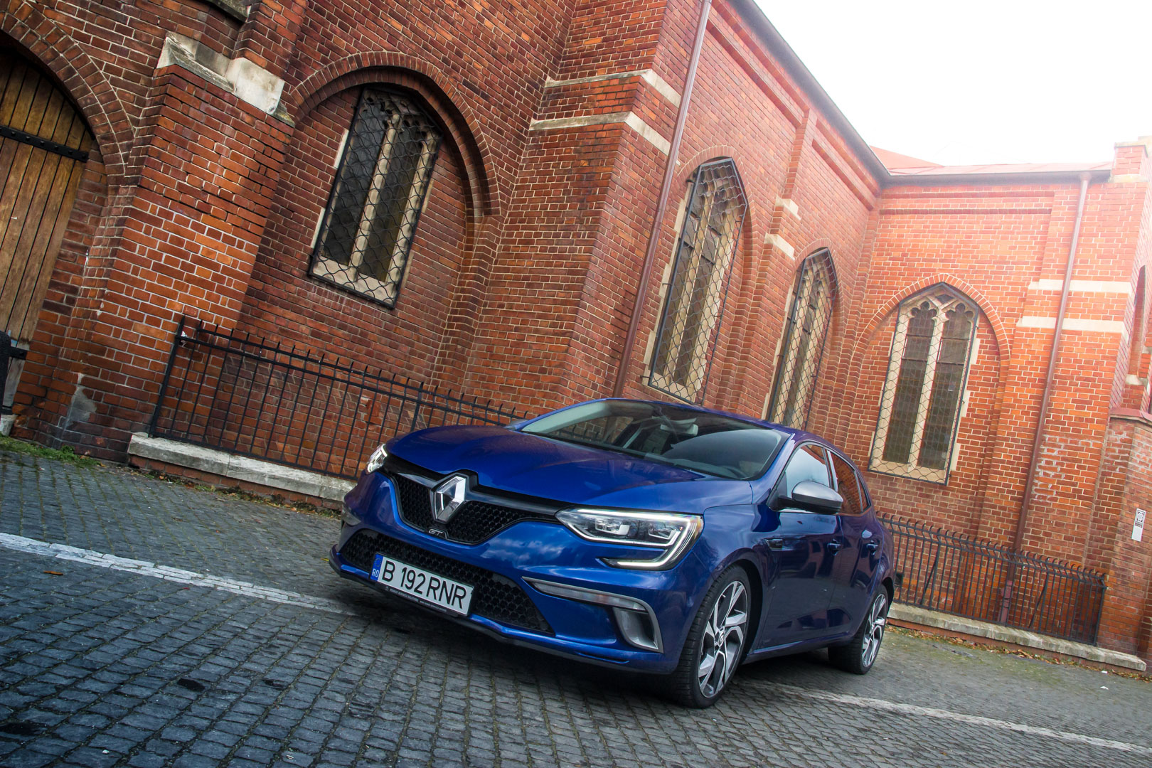 Drive-test Renault Megane GT – Energy Tce 205 CP – EDC