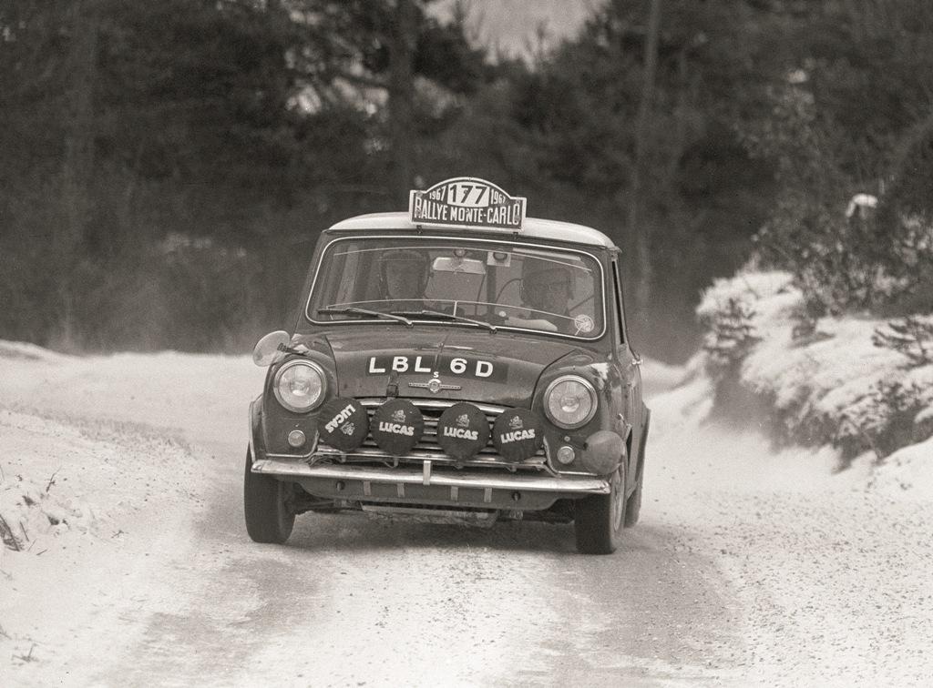 50 de ani de la marea victorie: Rauno Aaltonen participă la Monte Carlo Rally Historique 2017