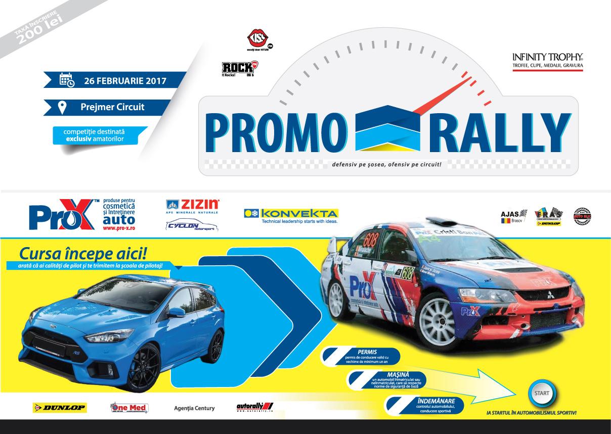 Finala seriei Promo Rally